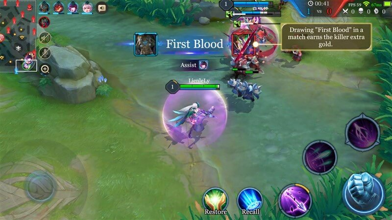 Arena of Valor Hileli Apk