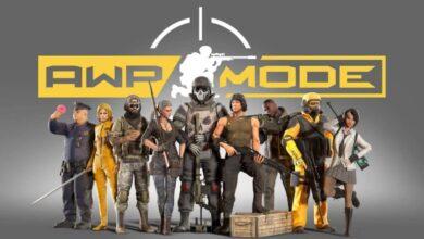 AWP Mode Çevrimiçi Elit Keskin Nişancı Aksiyonu Hileli Apk İndir