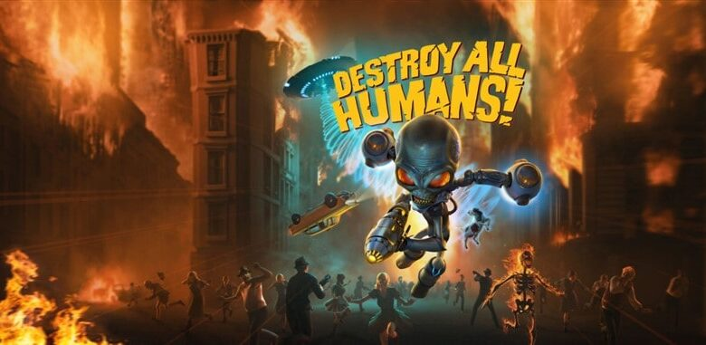 Destroy All Humans İndir Full