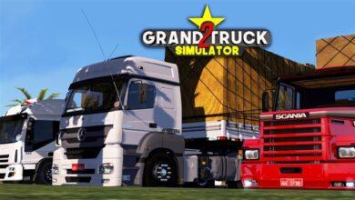Grand Truck Simulator 2 Hileli Apk İndir