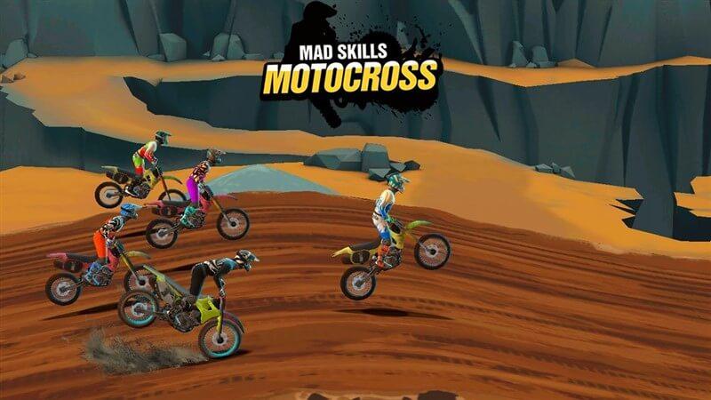 Mad Skills Motocross 3 Hileli Apk İndir