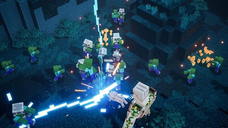 Minecraft Dungeons İndir
