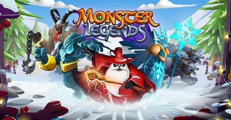 Monster Legends Hileli Apk İndir