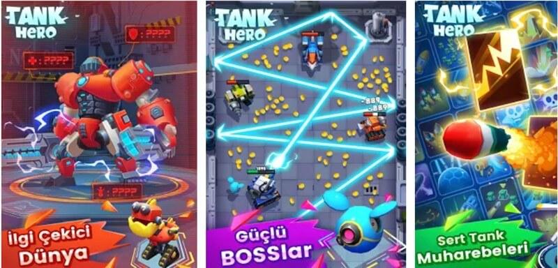 Tank Savaşı Başladı Hileli Apk İndir