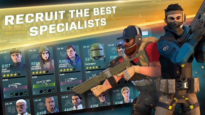 Tom Clancy's Elite Squad Hileli Apk İndir