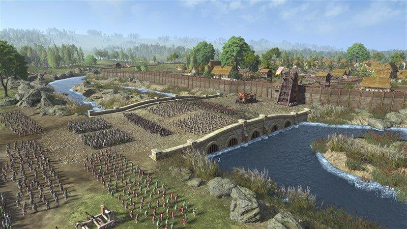 Total War Saga Thrones Of Britannia İndir Full