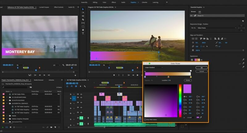 Adobe Premiere Pro 2020 İndir Full