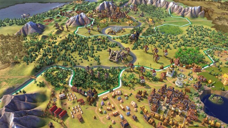 Civilization 6 Hileli Apk İndir
