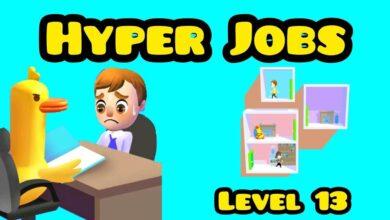Hyper Jobs Hileli Apk İndir