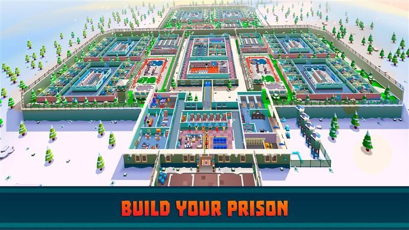 Prison Empire Tycoon Hileli Apk İndir