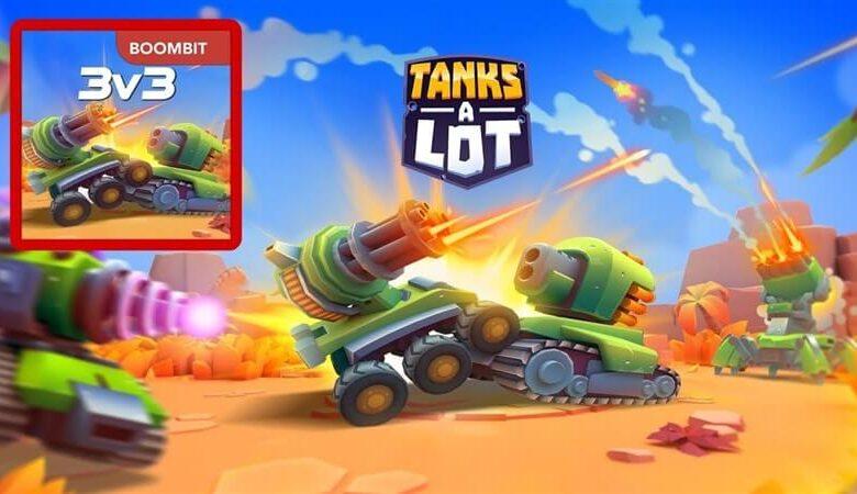 Tanks A Lot Hileli Apk İndir
