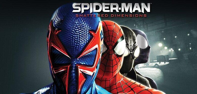 Spider-Man Shattered Dimensions İndir Full
