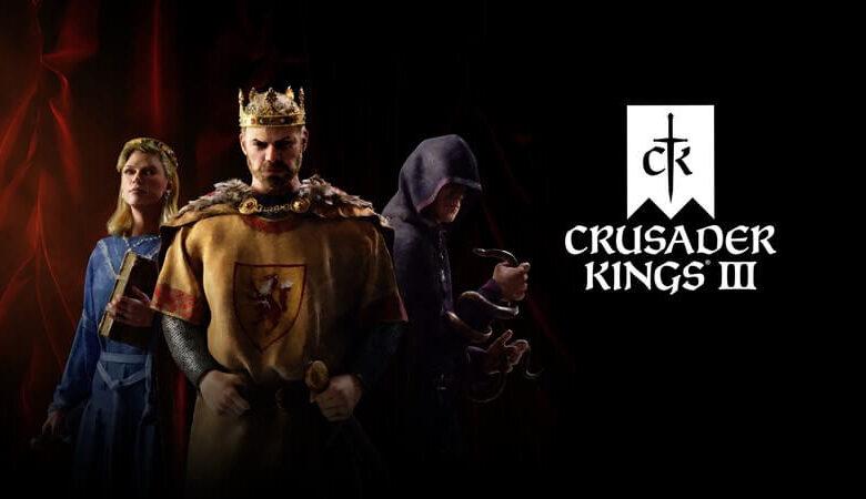Crusader Kings 3 İndir Full