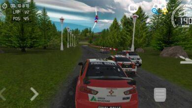 Final Rally Extreme Car Racing Hileli Apk İndir