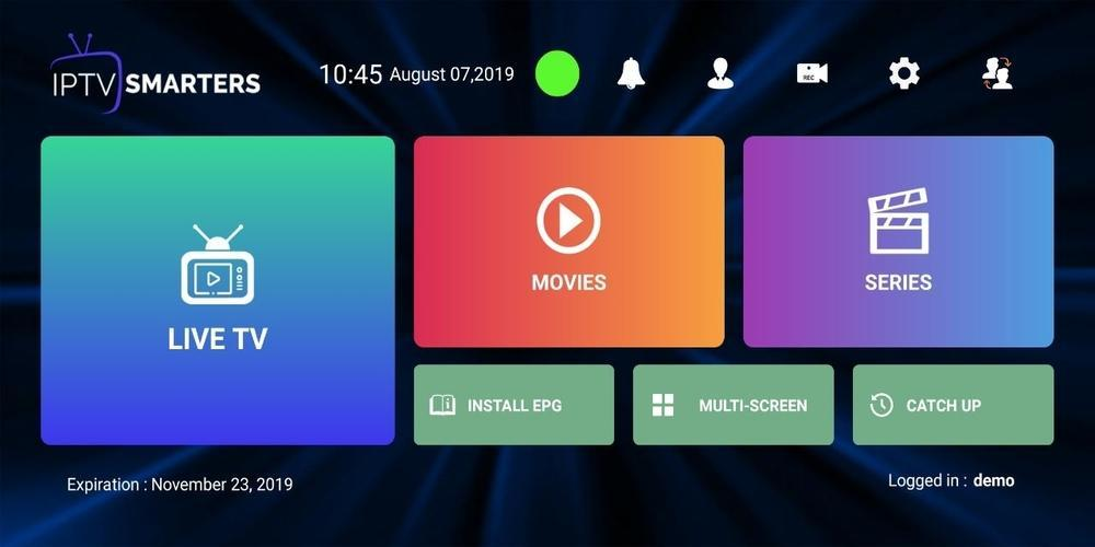 IPTV Smarters Pro Apk İndir