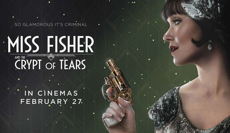 Miss Fisher and the Crypt of Tears İndir Türkçe 1080P