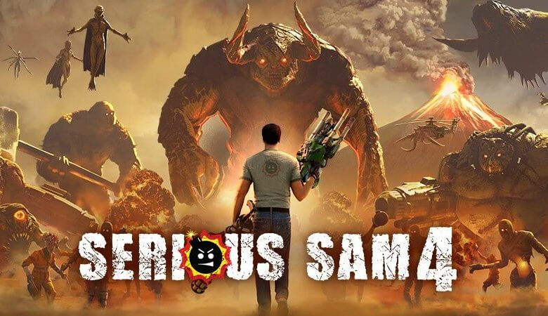 Serious Sam 4 İndir Full