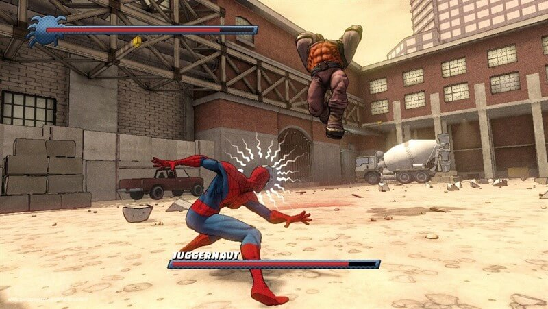 Spider-Man Shattered Dimensions İndir