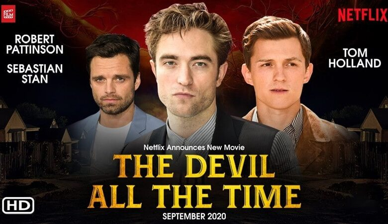 The Devil All The Time İndir Türkçe Dublaj 1080P