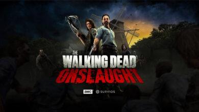 The Walking Dead Onslaught İndir