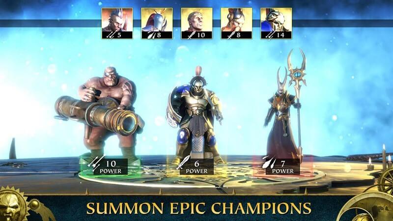 Warhammer Quest Silver Tower Hileli Apk İndir