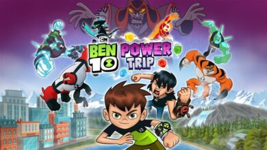 Ben 10 Power Trip İndir Full