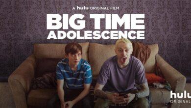 Big Time Adolescence İndir Türkçe Dublaj 1080P