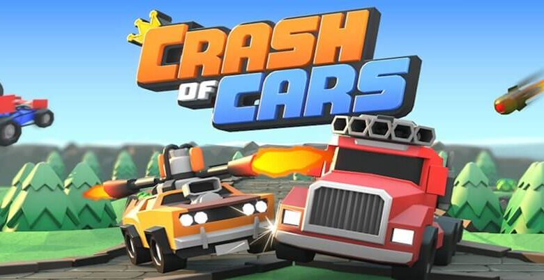 Crash of Cars Hileli Apk İndir