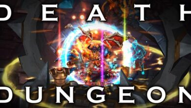 Death Dungeon Demon Hunting RPG Hileli Apk İndir