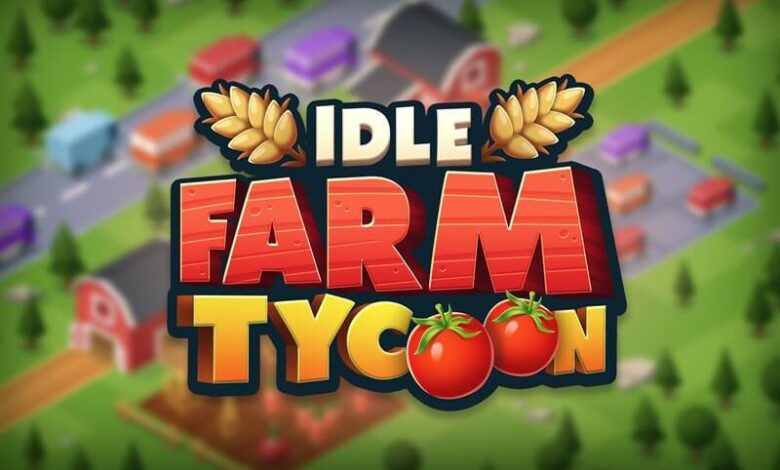 Idle Farm Tycoon Hileli Apk İndir