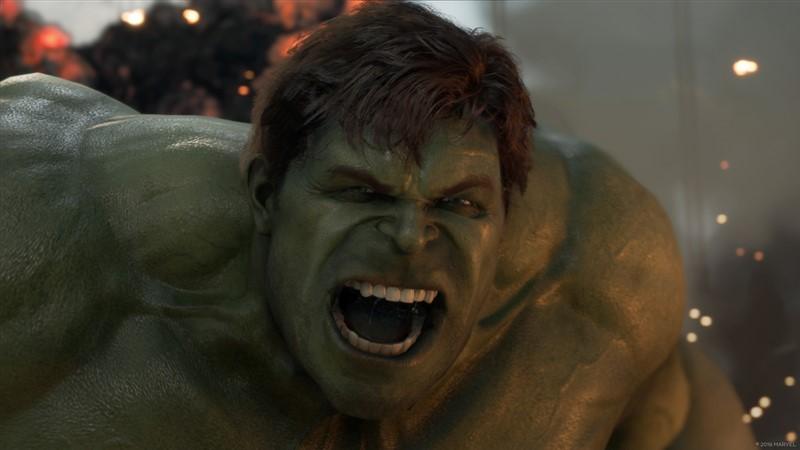 Marvel's Avengers İndir