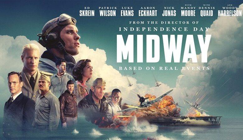 Midway İndir Türkçe Dublaj 1080P