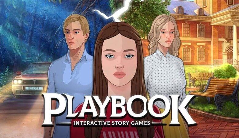 Playbook İnteraktif Hikaye Oyunları Hileli Apk İndir