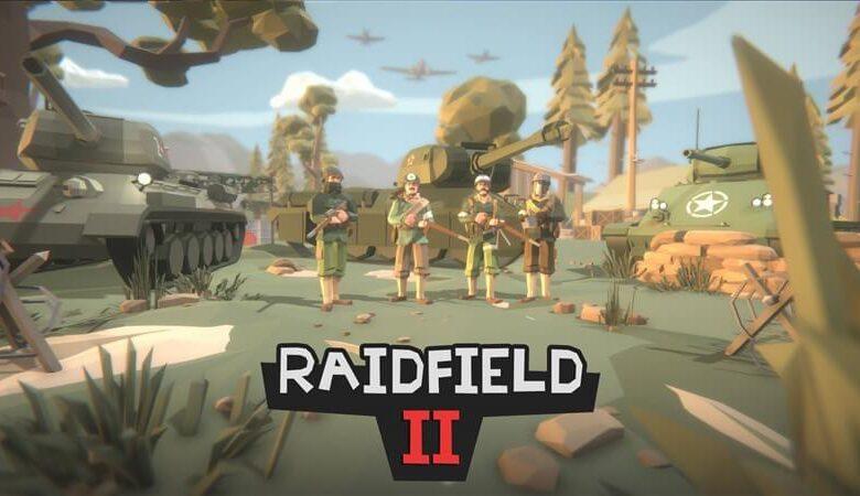 Raidfield 2 Hileli Apk İndir