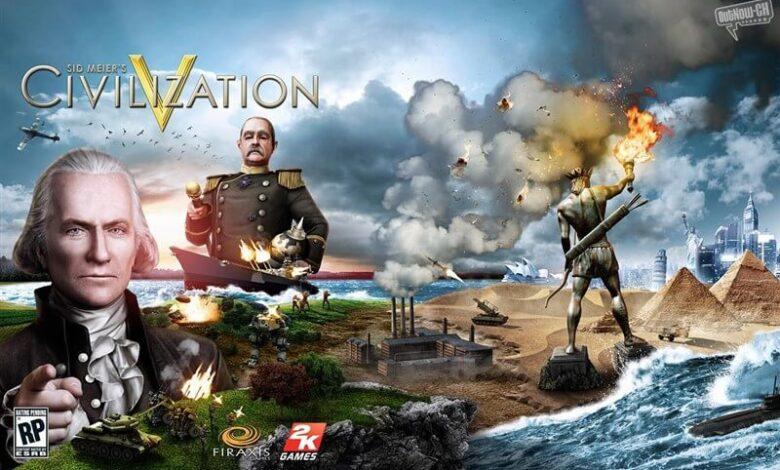 Sid Meier's Civilization 5 İndir Full