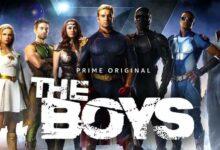 The Boys 2. Sezon İndir Türkçe Tüm Bölümler