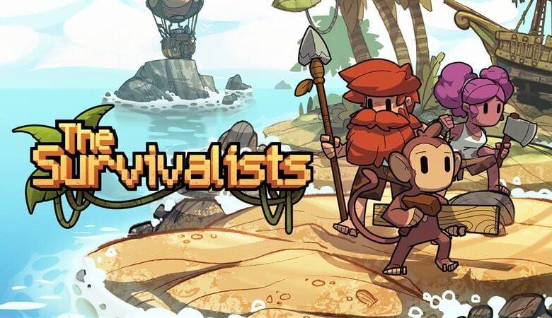 The Survivalists İndir Full