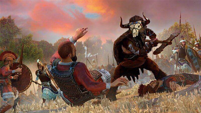 Total War Saga TROY İndir