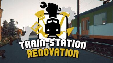 Train Station Renovation İndir