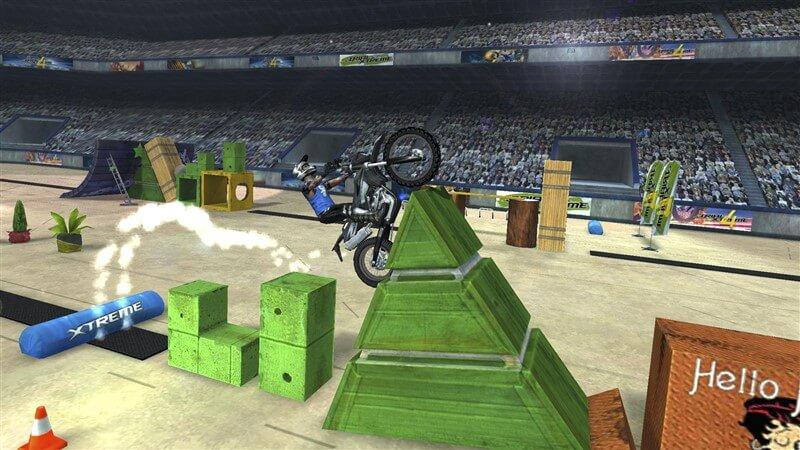 Trial Xtreme 4 Remastered Hileli Apk İndir
