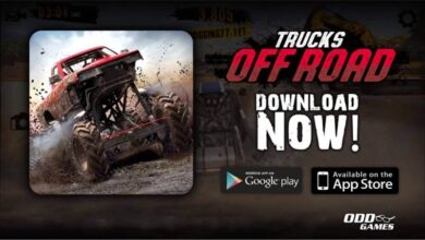 Trucks Off Road Hileli Apk İndir
