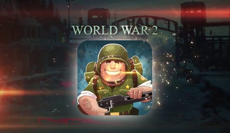World War 2 Offline Strategy Hileli Apk İndir