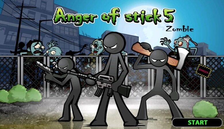 Anger of Stick 5 Hileli Apk İndir