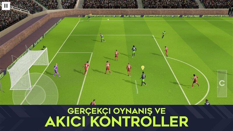 Dream League Soccer (DLS) 2021 Hileli Apk İndir