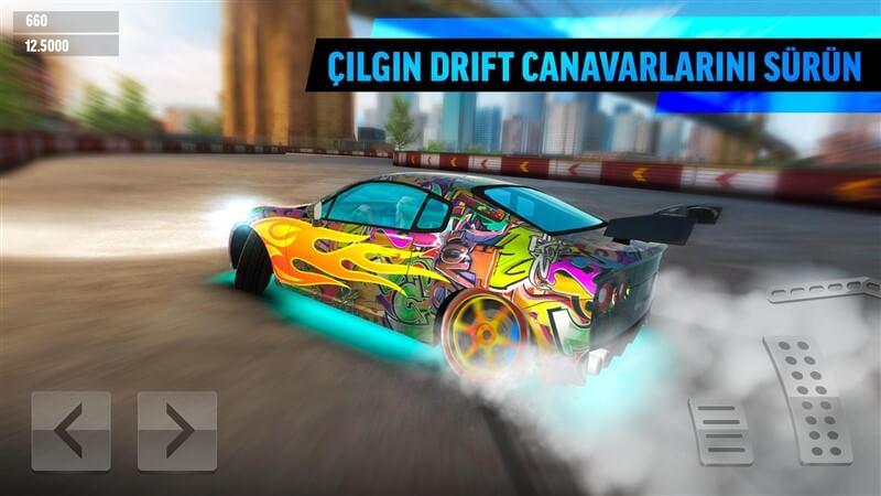 Drift Max World Hileli Apk İndir