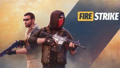 Fire Strike Online Hileli Apk İndir