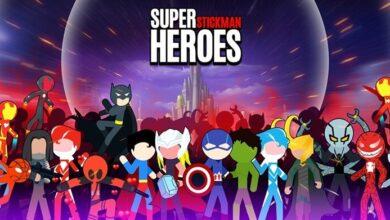 Super Stickman Heroes Fight Hileli Apk İndir