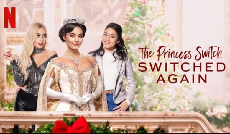 The Princess Switch 2 İndir Türkçe Dublaj 1080P