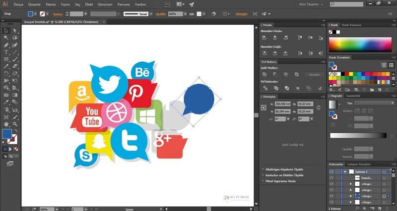 Adobe Illustrator 2020 İndir