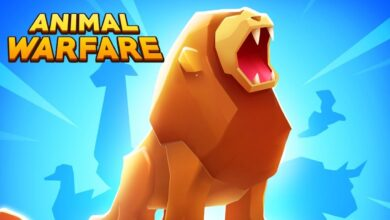 Animal Warfare Hileli Apk İndir